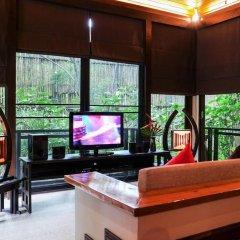 Отель Korsiri Villas Таиланд, пляж Панва - отзывы, цены и фото номеров - забронировать отель Korsiri Villas онлайн интерьер отеля фото 2