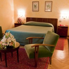 Bettoja Hotel Atlantico 4* Стандартный номер с различными типами кроватей фото 11