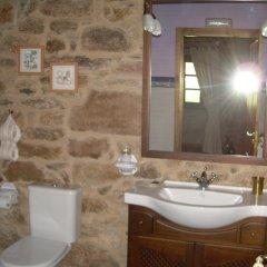 Отель O Retiro de Barboles Камариньяс ванная