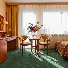 Отель Senator 3* Стандартный номер с различными типами кроватей фото 4