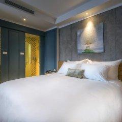 Hanoi La Siesta Hotel Trendy 4* Номер Делюкс с различными типами кроватей фото 14