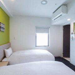 Ueno Hotel 3* Стандартный номер с 2 отдельными кроватями фото 4