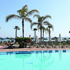Marlita Beach Hotel Apartments сауна