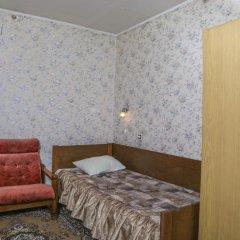 Гостиница Dnipropetrovsk Днепр комната для гостей фото 16