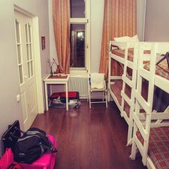 Гостиница Prosto Home Кровать в женском общем номере с двухъярусной кроватью фото 14