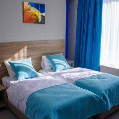 Platinum Hotel 3* Стандартный номер двуспальная кровать фото 12