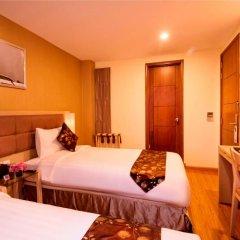 GK Central Hotel 3* Улучшенный номер с различными типами кроватей фото 29