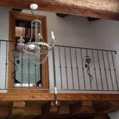 Отель Mansarda Via Ollietti Ла-Саль балкон