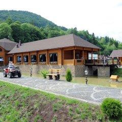 Zolota Forel Hotel парковка