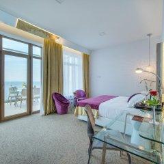 Гостиница Panorama De Luxe 5* Полулюкс разные типы кроватей фото 8