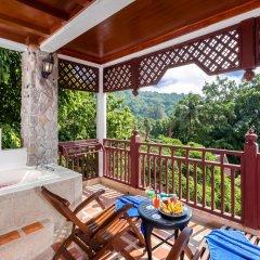 Отель Thavorn Beach Village Resort & Spa Phuket 4* Стандартный номер с двуспальной кроватью фото 8