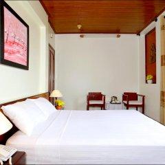 Nhi Trung Hotel комната для гостей фото 4