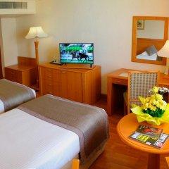 Отель Lou Lou'a Beach Resort 3* Стандартный номер с различными типами кроватей