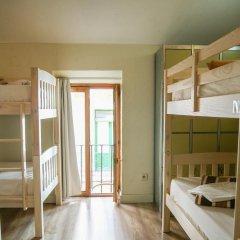 Mad4you Hostel Кровать в общем номере с двухъярусной кроватью фото 8