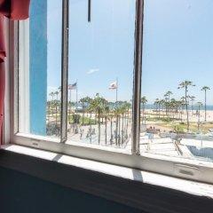 Отель Samesun Venice Beach Кровать в общем номере фото 5