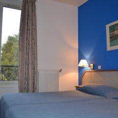 Отель Hôtel Williams Opéra 3* Стандартный номер с различными типами кроватей фото 10