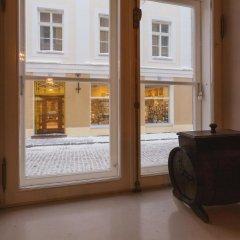 Отель Pikk 49 Residence 5* Представительский люкс с различными типами кроватей фото 9