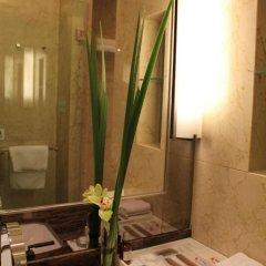 Hotel Nikko Xiamen 4* Улучшенный номер с различными типами кроватей фото 4