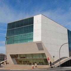 Отель Architect House by the center спортивное сооружение