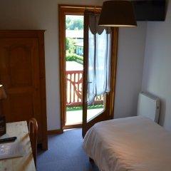 Отель Citotel L'Echo Des Montagnes 3* Стандартный номер фото 4