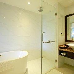Lasenta Boutique Hotel Hoian 4* Улучшенный номер с различными типами кроватей фото 5