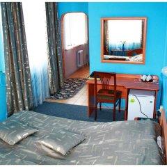 Гостиница Октябрьская Стандартный номер с разными типами кроватей фото 5
