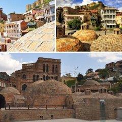Отель Historical Old Tbilisi Апартаменты с различными типами кроватей фото 5