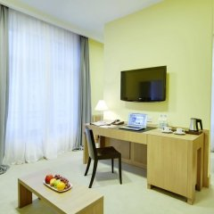 Гостиница Golden Tulip Rosa Khutor (Голден Тюлип Роза Хутор) 4* Стандартный номер с двуспальной кроватью фото 2