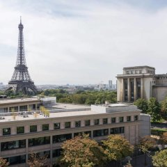 Отель President Wilson - Eiffel Tower