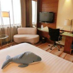 Ocean Hotel 4* Стандартный номер с различными типами кроватей фото 9