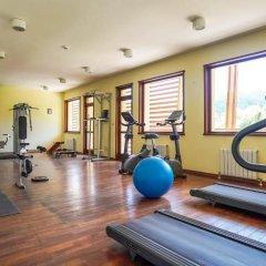 Borika Hotel Чепеларе фитнесс-зал фото 3
