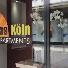 Отель DASKoln Германия, Кёльн - отзывы, цены и фото номеров - забронировать отель DASKoln онлайн помещение для мероприятий