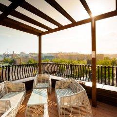 HELIOPARK Residence Отель балкон