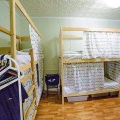 Хостел Академ Сити Кровать в мужском общем номере с двухъярусной кроватью фото 3