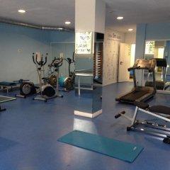 Montserrat Hotel & Training Center фитнесс-зал