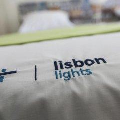 Отель Lisbon Lights фитнесс-зал
