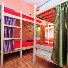 Vega Hostel Кровать в мужском общем номере с двухъярусной кроватью фото 4