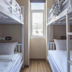 Fin Hostel Co Working Кровать в общем номере с двухъярусной кроватью фото 5