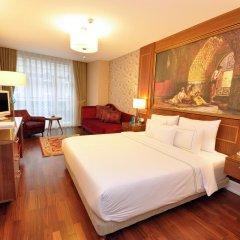 Neorion Hotel - Sirkeci Group 4* Стандартный номер с различными типами кроватей фото 5