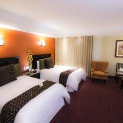 Hotel Ticuán 3* Стандартный номер с различными типами кроватей