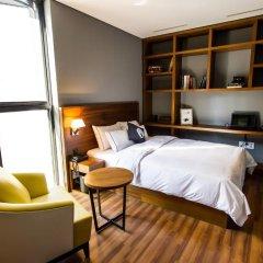 Отель the Designers Jongro Южная Корея, Сеул - отзывы, цены и фото номеров - забронировать отель the Designers Jongro онлайн комната для гостей фото 3
