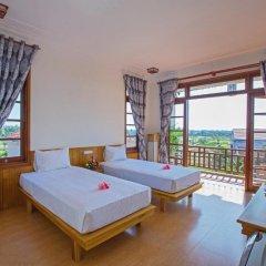 Отель Tropical Garden Homestay Villa 2* Стандартный номер с 2 отдельными кроватями фото 3