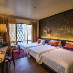 Siam@Siam Design Hotel Bangkok 4* Стандартный номер с различными типами кроватей фото 7