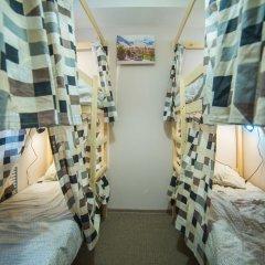 Отель Жилое помещение Рус Таганка Кровать в общем номере фото 13