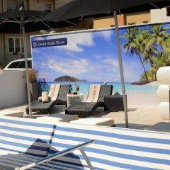 Отель Eurhotel Италия, Римини - отзывы, цены и фото номеров - забронировать отель Eurhotel онлайн бассейн фото 3