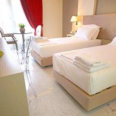 Hotel Palace Vlore 4* Номер Делюкс с различными типами кроватей фото 5
