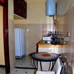 Отель Residence Miramare Marrakech 2* Стандартный номер с различными типами кроватей