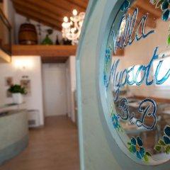 Отель Villa Myosotis Италия, Мирано - отзывы, цены и фото номеров - забронировать отель Villa Myosotis онлайн интерьер отеля