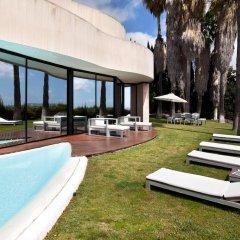 Отель Villa Rock бассейн