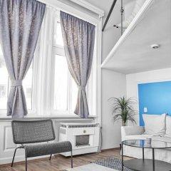 Отель Gozsdu House Апартаменты с различными типами кроватей фото 13